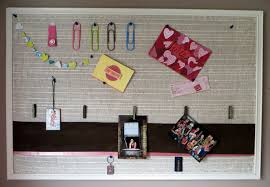 Kitchen Message Board Ideas Namely Original Cork Board Re Do