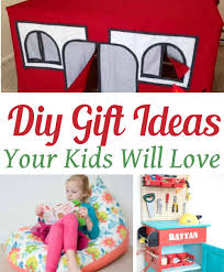 Homemade Christmas Gifts For Toddlers - diy home sweet home diy christmas gifts for kids