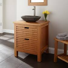 Bamboo Bathroom Cabinet Bathroom Engaging Bamboo Bathroom Cabinets For Your Inspiration