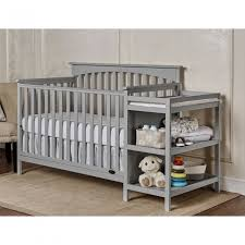 How To Convert Crib To Bed 5 In 1 Convertible Crib With Changer On Me