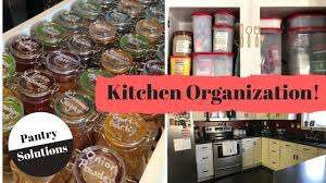 kitchen organization ideas how to organize your kitchen youtube