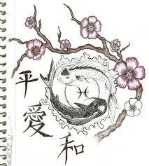 pisces tattoo design by xxfallenxblackxtears on deviantart