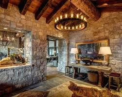 modern rustic home interior design rustic home interior exle of a mountain style living room