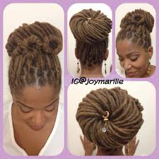 beautiful dreads style to learn how to grow your hair longer