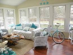 Cottage Rugs Furniture Wicker Indoor Sunroom Furniture With Cushions And
