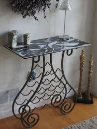 wine tables and racks benedetto wine rack table would fit perfectly at the top of my