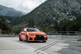 lexus rcf carbon for sale 2015 lexus rc f first test motor trend