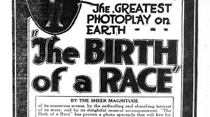 birth of a race the obscure demise of a would be rebuttal to