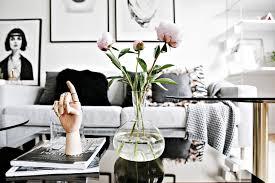 home tour a monochromatic apartment damask u0026 dentelle blog