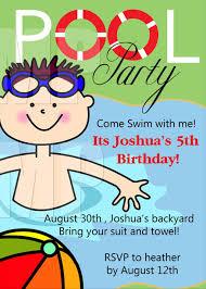 5th birthday party invitation enchanting free printable party invitations to make free printable