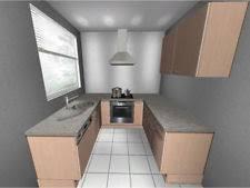 küche in u form moderne küchen u form ebay