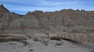 Bad Lands Badlands National Park U0027s Tweets About Climate Change Deleted Necn