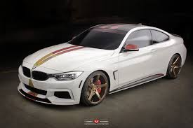 modified bmw bmw 4 series on vossen forged vps 303 wheels modified bmw