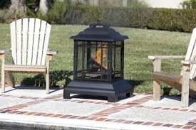 Sunjoy Industries Patio Heater by Fire Sense Patio Steel Charcoal Pagoda U0026 Reviews Wayfair