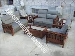 sofa wooden sofa set designs sofa table with storage farmhouse