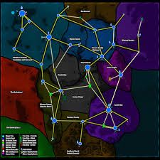 Fallout 1 Map by Uesp Forums U2022 View Topic Fallout 4 Post Your Commonwealth