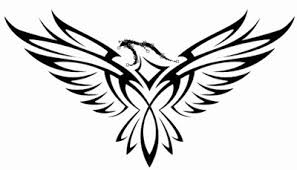 eagle tattoo clipart draw eagle tattoo clipart panda free clipart images