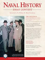 naval history essay contest u s naval institute