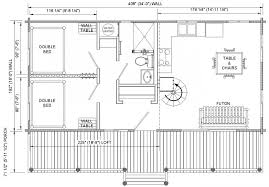 free log cabin floor plans for cabins 16x34 with loft plus 6x34
