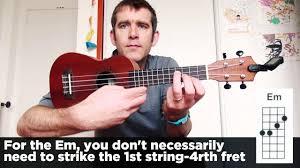 ukulele tutorial get lucky ukulele tutorial get lucky daft punk chords rythm and lyrics