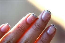 glitter nails three ways u2013 a cozy kitchen