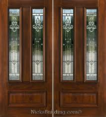 apartments stunning mahogany exterior door arts and crafts with
