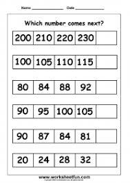 pattern free printable worksheets u2013 worksheetfun