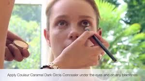 glamorous organic natural makeup tutorial glow organic makeup