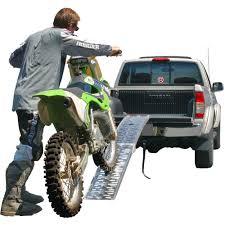 motocross bike trailer motorcycle trailer ramps u2014 ramps for trailers discount ramps