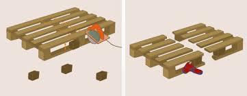 fabriquer un canapé en plan pour fabriquer un canapé en palette canapé palettes