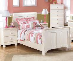 Cottage Retreat Twin Sleigh Bed Bedroom Furniture Beds Ashley - Ashley furniture kids beds