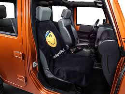 seat covers jeep wrangler seat armour wrangler seat cover jeep smiley black smileyfb