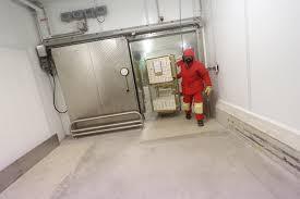 consommation chambre froide travail au froid prévenir les risques risques inrs
