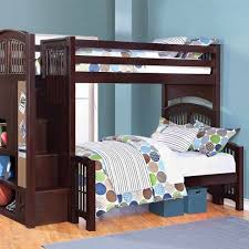 Twin Bunk Beds With Mattress Included White Twin Over Full Bunk Bed With Mattress Included Metal Bung