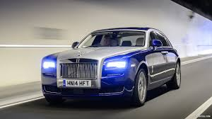 phantom ghost car rolls royce ghost ii extended vs mercedes maybach s600