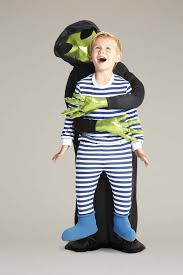 Catching Fireflies Halloween Costume Alien Abduction Costume Kids Chasing Fireflies