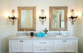 cherry wood bathroom mirror unusual wood framed mirrors for bathrooms parsmfg com