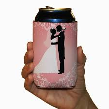 koozies for wedding koozie wedding favor ideas a on a budget