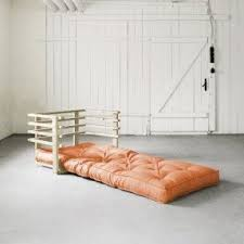 Floor Futon Chair Orange Futons Foter
