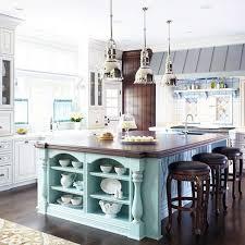 cottage style kitchen island bhg centsational style