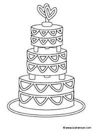 printable coloring book pages wedding cake coloring