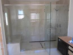 Large Shower Doors Large Shower Enclosure Patriot Glass And Mirror San Diego Ca