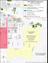 Map Of Eugene Oregon by Event Parking And Transportation Matthew Knight Arena Eugene Oregon