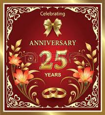 25 wedding anniversary 25th wedding anniversary stock photos royalty free business images
