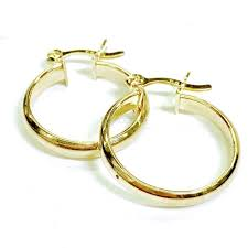 gold plated earrings 1 flat gold plated earring hoops raf gold plated