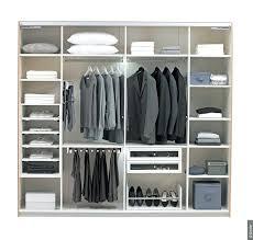 placard rangement chambre placard rangement chambre dressing pas cher pour un rangement