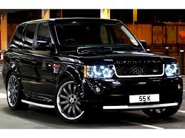 range rover custom wheels used land rover range rover sport suv 4 2 v8 supercharged hse 5dr