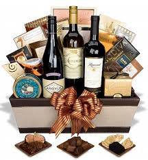 the wine gift baskets my romeo gift shop in gourmet gift basket