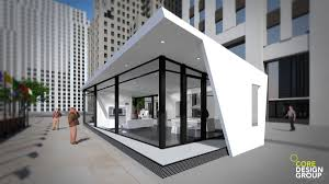 home environment design group lg signature product launch at rockefeller center core design group