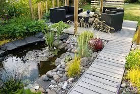 landscape gardening ideas sloping garden margarite gardens